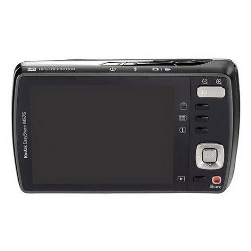 Фото Цифровые фотоаппараты Kodak EasyShare M575 Black