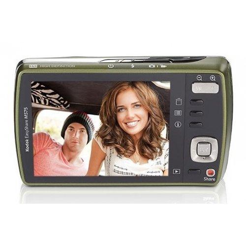 Фото Цифровые фотоаппараты Kodak EasyShare M575 Green