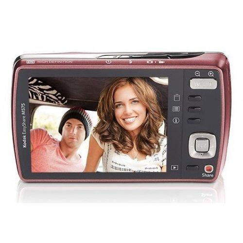 Фото Цифровые фотоаппараты Kodak EasyShare M575 Red