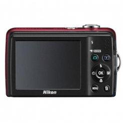 Фото Цифровые фотоаппараты Nikon Coolpix L23 Red