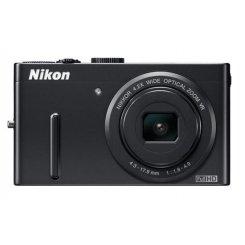 Фото Цифровые фотоаппараты Nikon Coolpix P300 Black