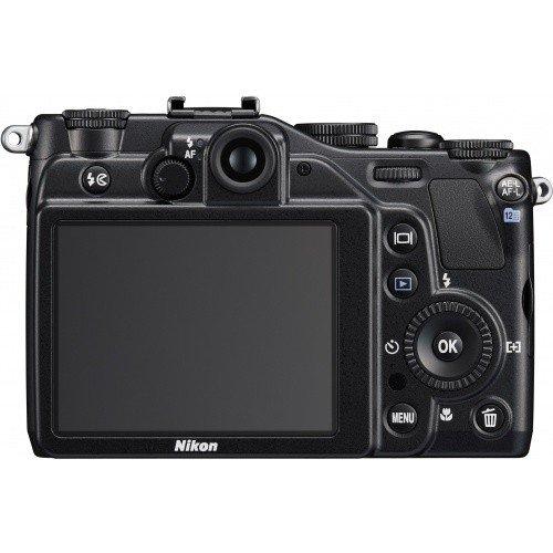 Фото Цифровые фотоаппараты Nikon Coolpix P7000 Black