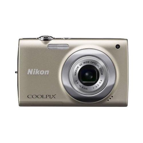 Фото Цифровые фотоаппараты Nikon Coolpix S2500 Silver