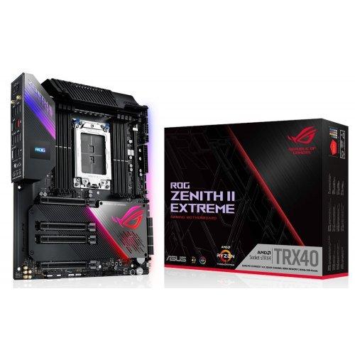 Фото Материнская плата Asus ROG Zenith II Extreme (sTRX4, AMD TRX40)