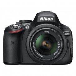 Фото Цифровые фотоаппараты Nikon D5100 18-55 VR Kit (Официальная гарантия)
