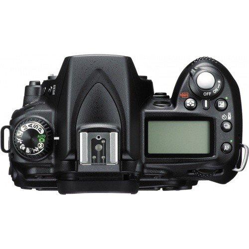 Фото Цифровые фотоаппараты Nikon D90 Body