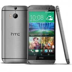 Фото Смартфон HTC One M8 16GB Metal Grey