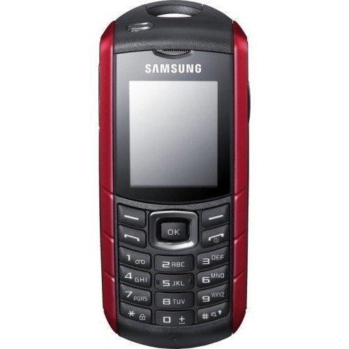 Фото Мобильный телефон Samsung E2370 Black Red