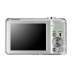 Фото Цифровые фотоаппараты Olympus TG-610 Silver