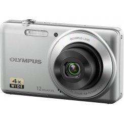Фото Цифровые фотоаппараты Olympus VG-110 Silver