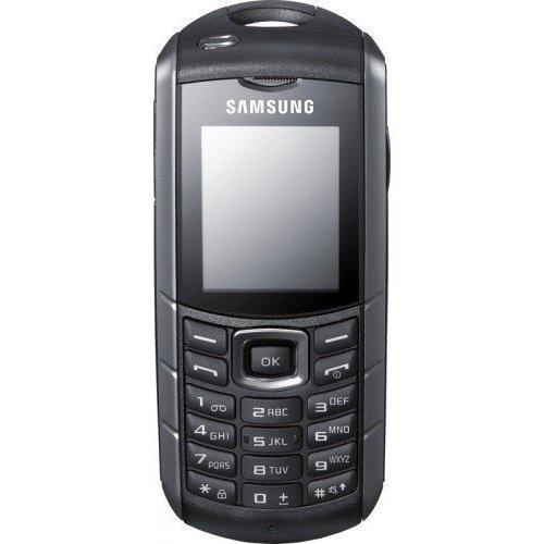 Фото Мобильный телефон Samsung E2370 Black Silver