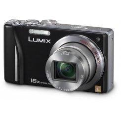 Фото Цифровые фотоаппараты Panasonic Lumix DMC-TZ18 Black