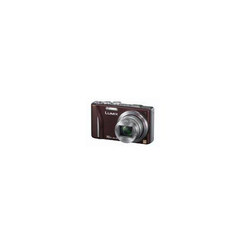 Фото Цифровые фотоаппараты Panasonic Lumix DMC-TZ220 Brown