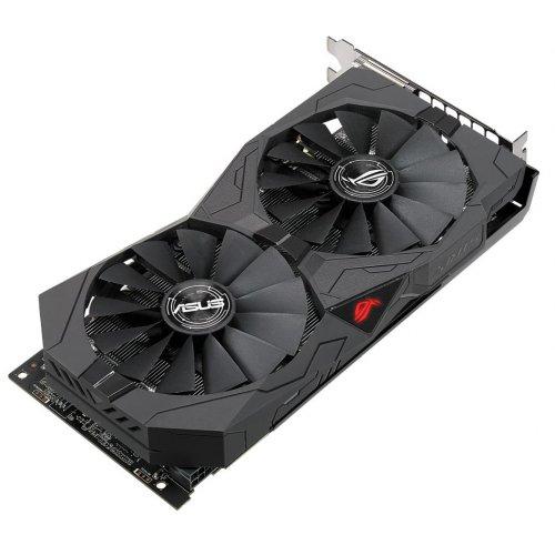 Фото Видеокарта Asus ROG Radeon RX 570 STRIX OC 8192MB (ROG-STRIX-RX570-O8G-GAMING)