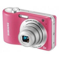 Фото Цифровые фотоаппараты Samsung ES30 Pink