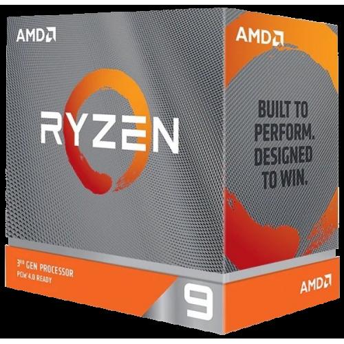 Фото AMD Ryzen 9 3950X 3.5(4.7)GHz 64MB sAM4 Box (100-100000051WOF)