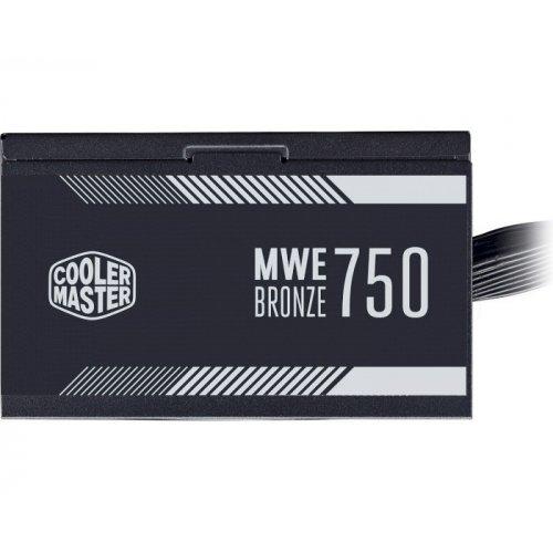 Фото Блок питания Cooler Master MWE V2 750W (MPE-7501-ACAAB-EU)