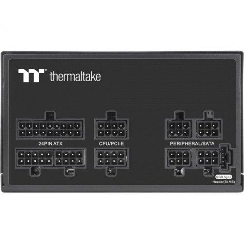 Фото Thermaltake Toughpower GF1 ARGB 750W (PS-TPD-0750F3FAGE-1)