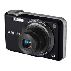 Фото Цифровые фотоаппараты Samsung ES65 Black