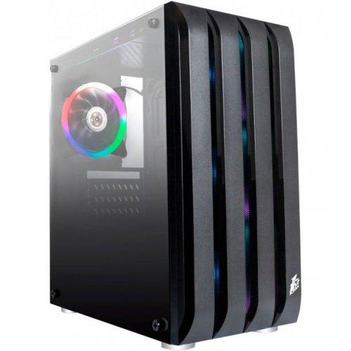 Фото 1stPlayer Black Sir B2-R1 Color LED без БП Black