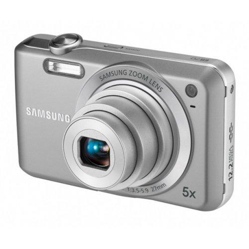 Фото Цифровые фотоаппараты Samsung ES65 Silver