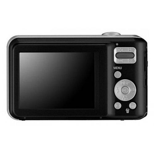 Фото Цифровые фотоаппараты Samsung ES70 Black