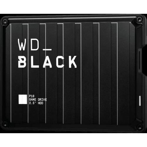 Фото Внешний HDD Western Digital Black P10 Game Drive 2TB (WDBA2W0020BBK-WESN) Black