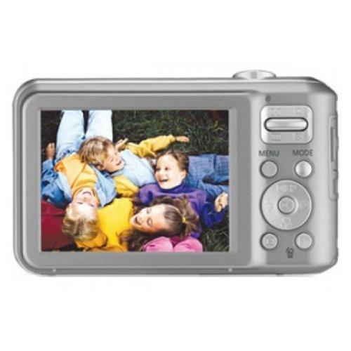 Фото Цифровые фотоаппараты Samsung ES70 Silver
