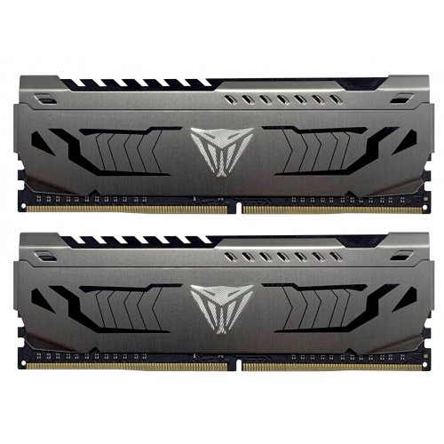 Фото Patriot DDR4 16GB (2x8GB) 3200Mhz Viper Steel (PVS416G320C6K)