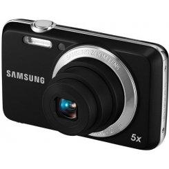 Фото Цифровые фотоаппараты Samsung ES80 Black