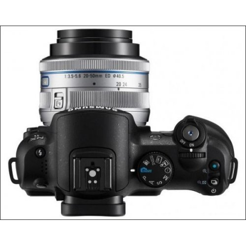 Фото Цифровые фотоаппараты Samsung NX11 18-55 Kit