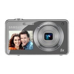 Фото Цифровые фотоаппараты Samsung PL120 Silver