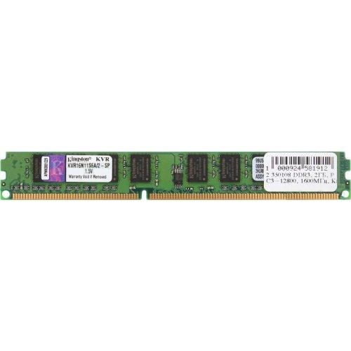 Фото ОЗУ Kingston DDR3 2GB 1600Mhz (KVR16N11S6/2)