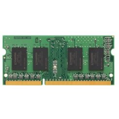 Фото ОЗУ Kingston SODIMM DDR3 2GB 1600Mhz (KVR16S11S6/2)