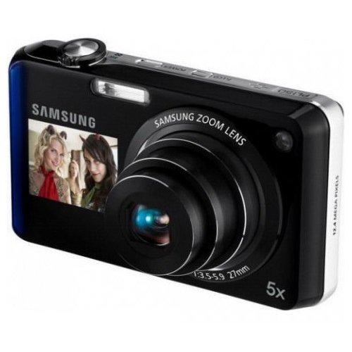Фото Цифровые фотоаппараты Samsung PL150 Black Blue