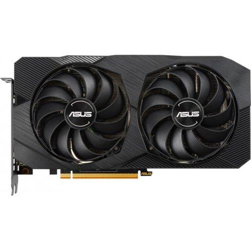 Фото Видеокарта Asus Radeon RX 5500 XT Dual Evo OC 8192MB (DUAL-RX5500XT-O8G-EVO)
