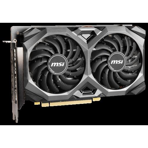 Фото Видеокарта MSI Radeon RX 5500 XT MECH OC 4096MB (RX 5500 XT MECH 4G OC)