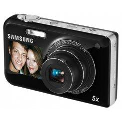 Фото Цифровые фотоаппараты Samsung PL170 Black