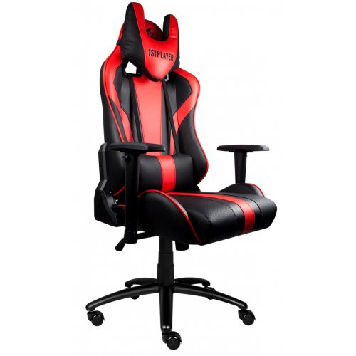 Фото Игровое кресло 1stPlayer FK1 Black/Red