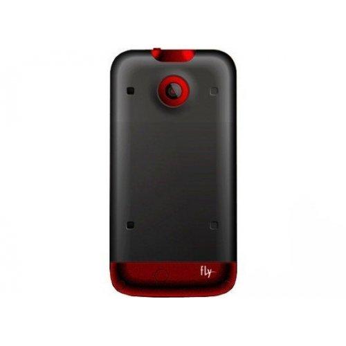 Фото Мобильный телефон Fly E170 Duos Black Red