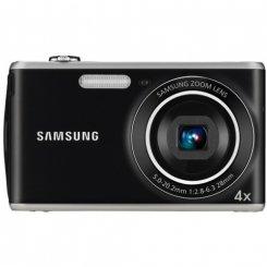 Фото Цифровые фотоаппараты Samsung PL90 Black Grey