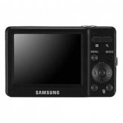 Фото Цифровые фотоаппараты Samsung ST30 Black