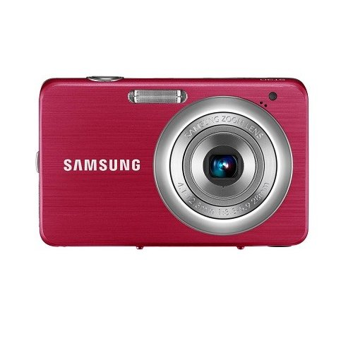 Фото Цифровые фотоаппараты Samsung ST30 Red