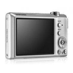 Фото Цифровые фотоаппараты Samsung ST30 Silver