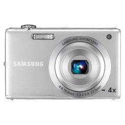 Фото Цифровые фотоаппараты Samsung ST60 Silver
