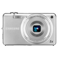 Фото Цифровые фотоаппараты Samsung ST65 Silver
