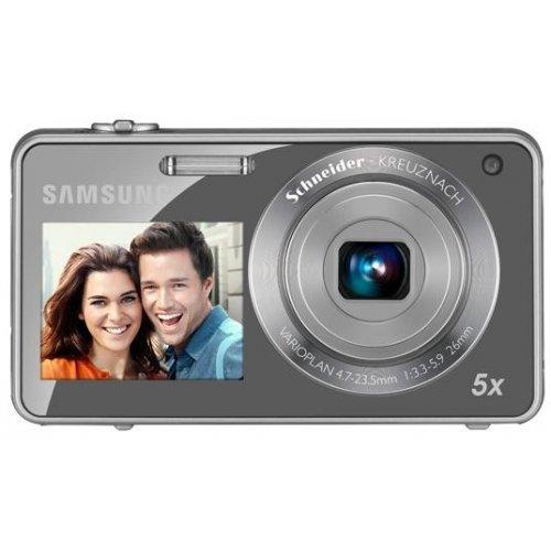 Фото Цифровые фотоаппараты Samsung ST700 Silver