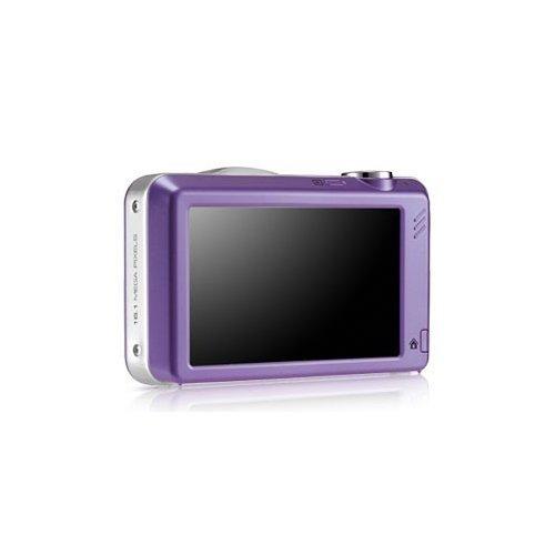 Фото Цифровые фотоаппараты Samsung ST95 Purple