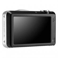 Фото Цифровые фотоаппараты Samsung ST95 Silver