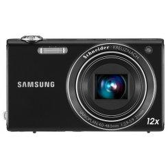 Фото Цифровые фотоаппараты Samsung WB210 Black